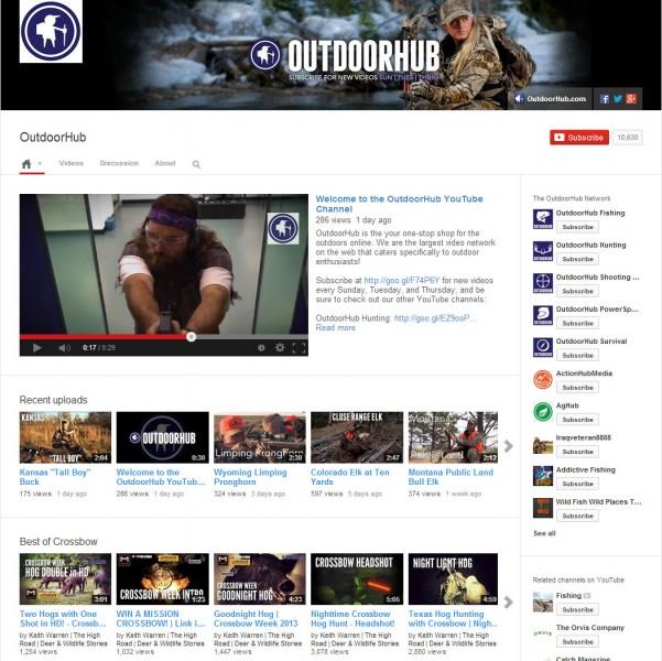 OutdoorHub Video