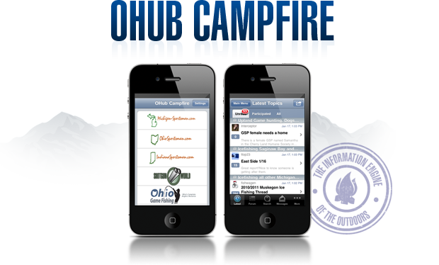 OHub Campfire App