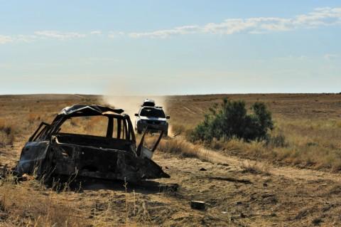 An offroad adventure to Kazakhstan! Photo: Vadim Bondar