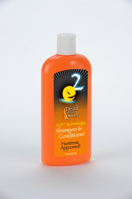 Dead Down Wind Unveils Quot Huntress Approved Quot Shampoo And