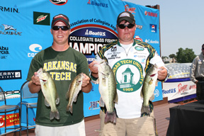 Boatus collegiate bass fishing open presented by pepsi to for College bass fishing