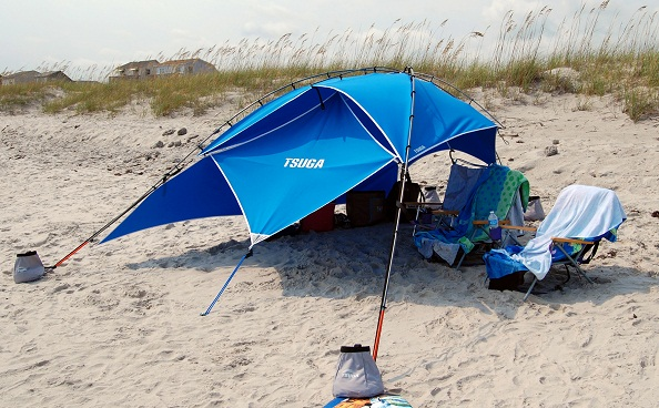 & Tsuga Canopies with Weathermax are Made for the Shade | OutdoorHub