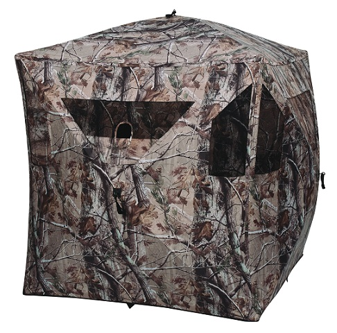 The Latest Hunting Blind From Ameristep The Brickhouse
