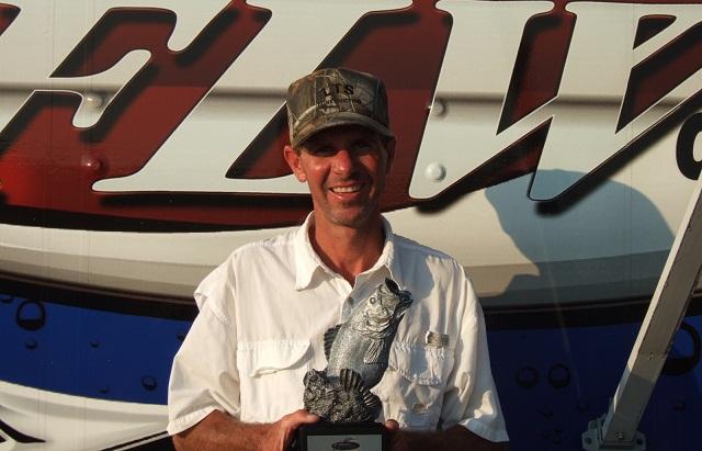 hill wins walmart bass fishing league choo choo division
