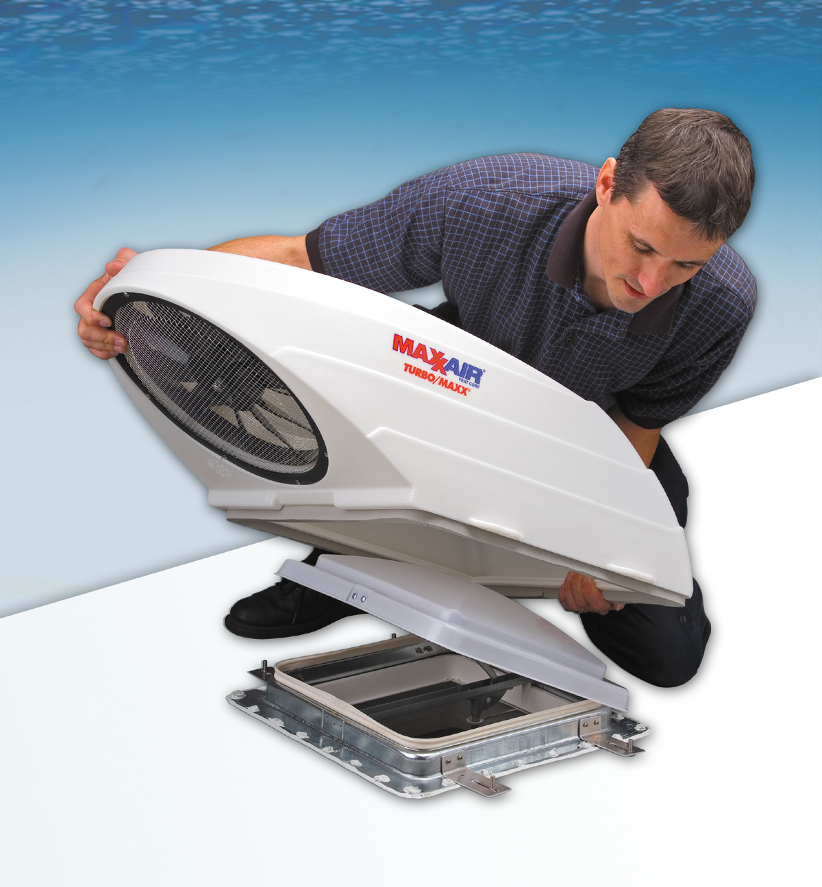 Increase Your Rv S Airflow With Maxxair S Turbo Maxx
