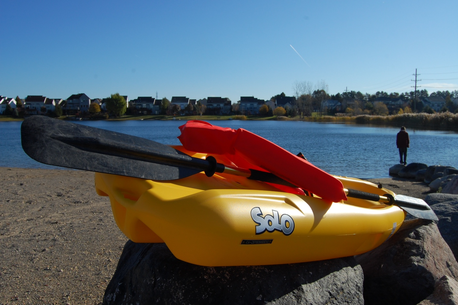 Pelican solo youth kayak outdoorhub for Solo fishing canoe