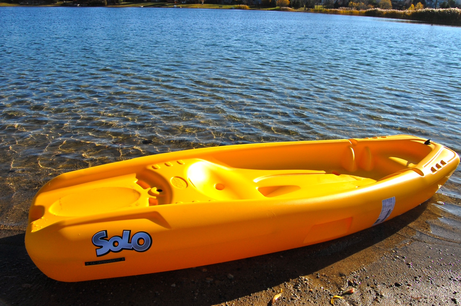 Pelican Solo Youth Kayak
