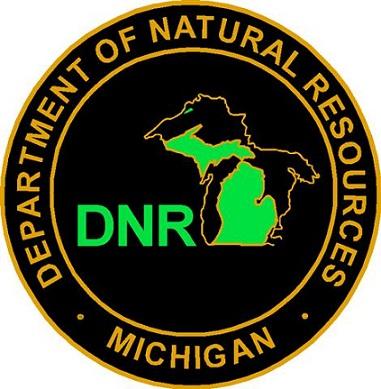 Michigan DNR logo