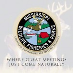 Mississippi Department of Wildlife, Fisheries, and Parks logo