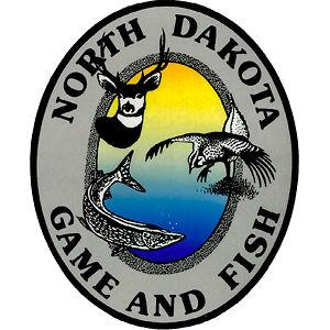 North Dakota Game and Fish logo