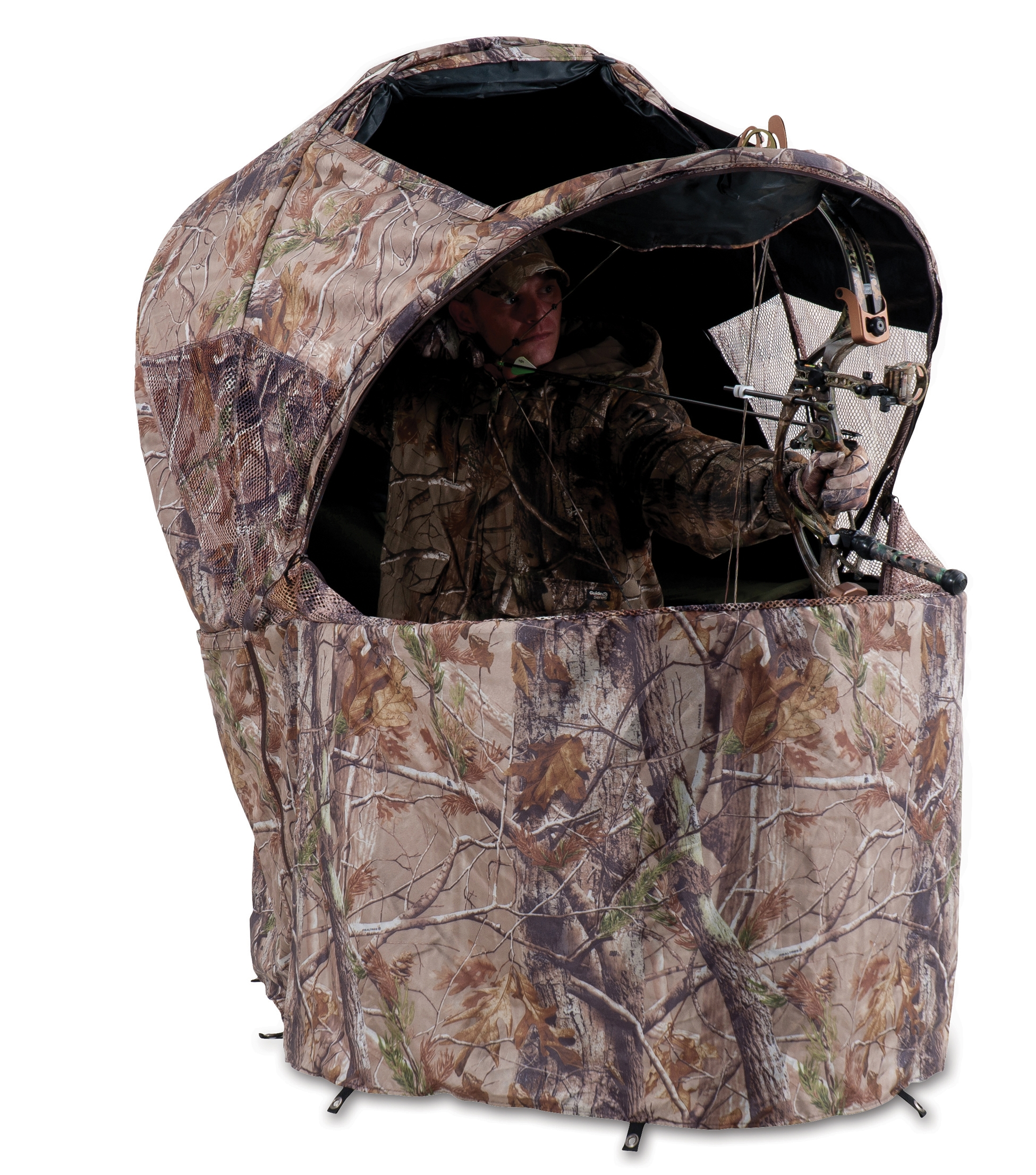 Ameristep Introduces The New Magnum Tent Chair Blind Model