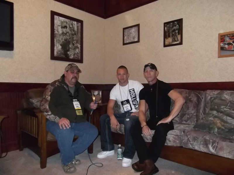 Interviewing the Swamp People