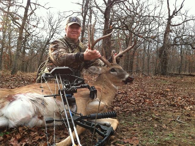 Late Season Bow Hunting in Oklahoma