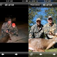 Hunting with a Smart Phone