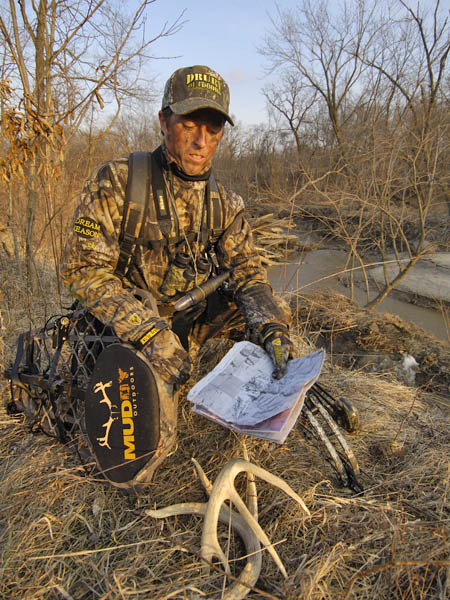 Bob zaiglin on finding dead deer while shed hunting outdoorhub