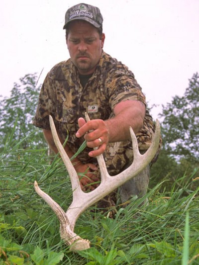 Shed Hunting with Bob Zaiglin