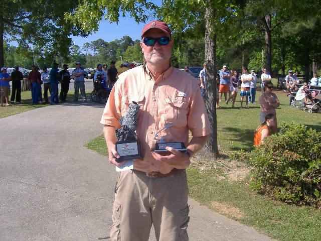 Ingram wins walmart bass fishing league bama division on for Fishing weights walmart
