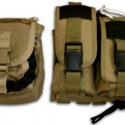 Belt pouch based kits