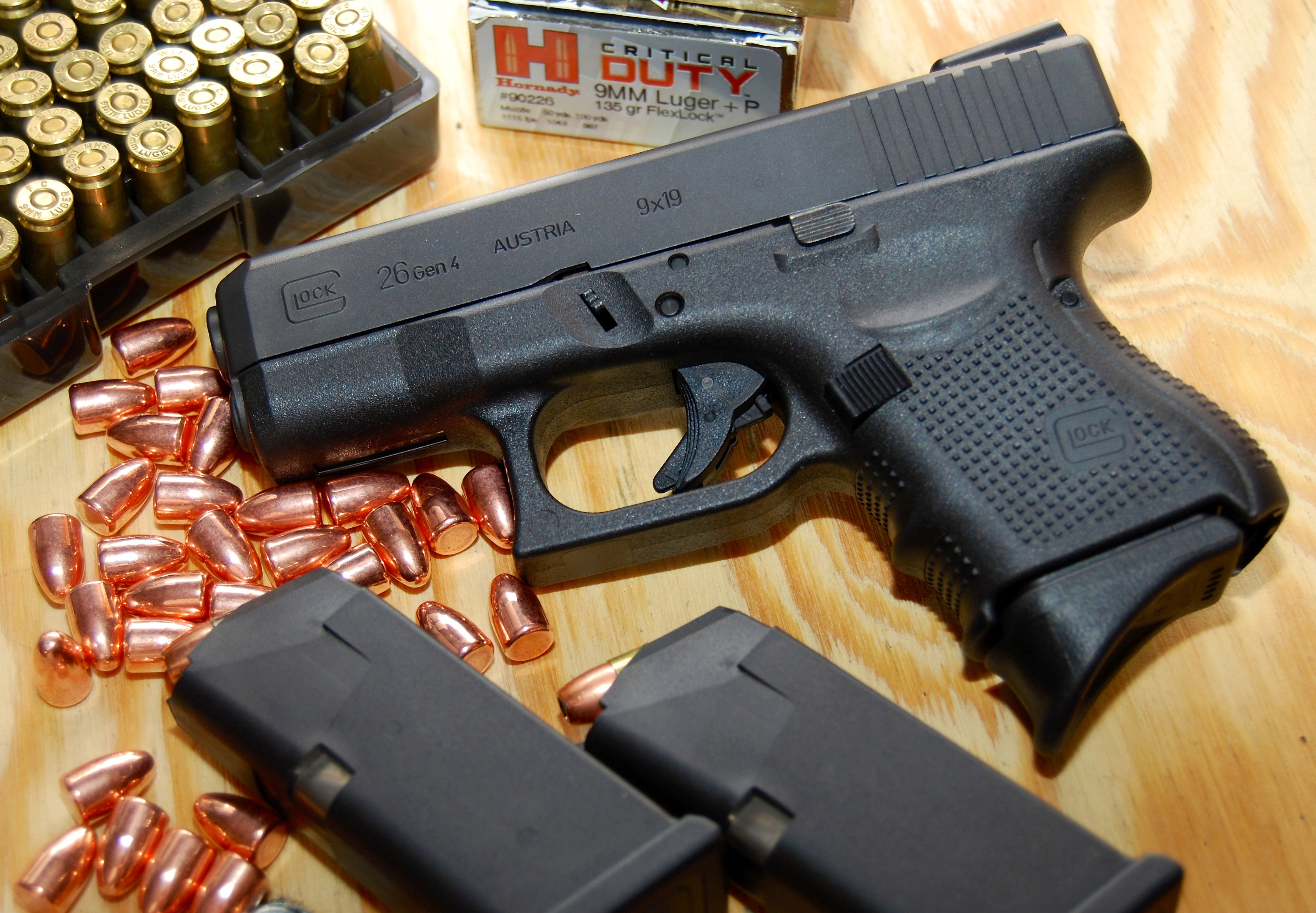 Product Review: Gaston's G.I.L.F. - the Glock 26 Gen 4 ...
