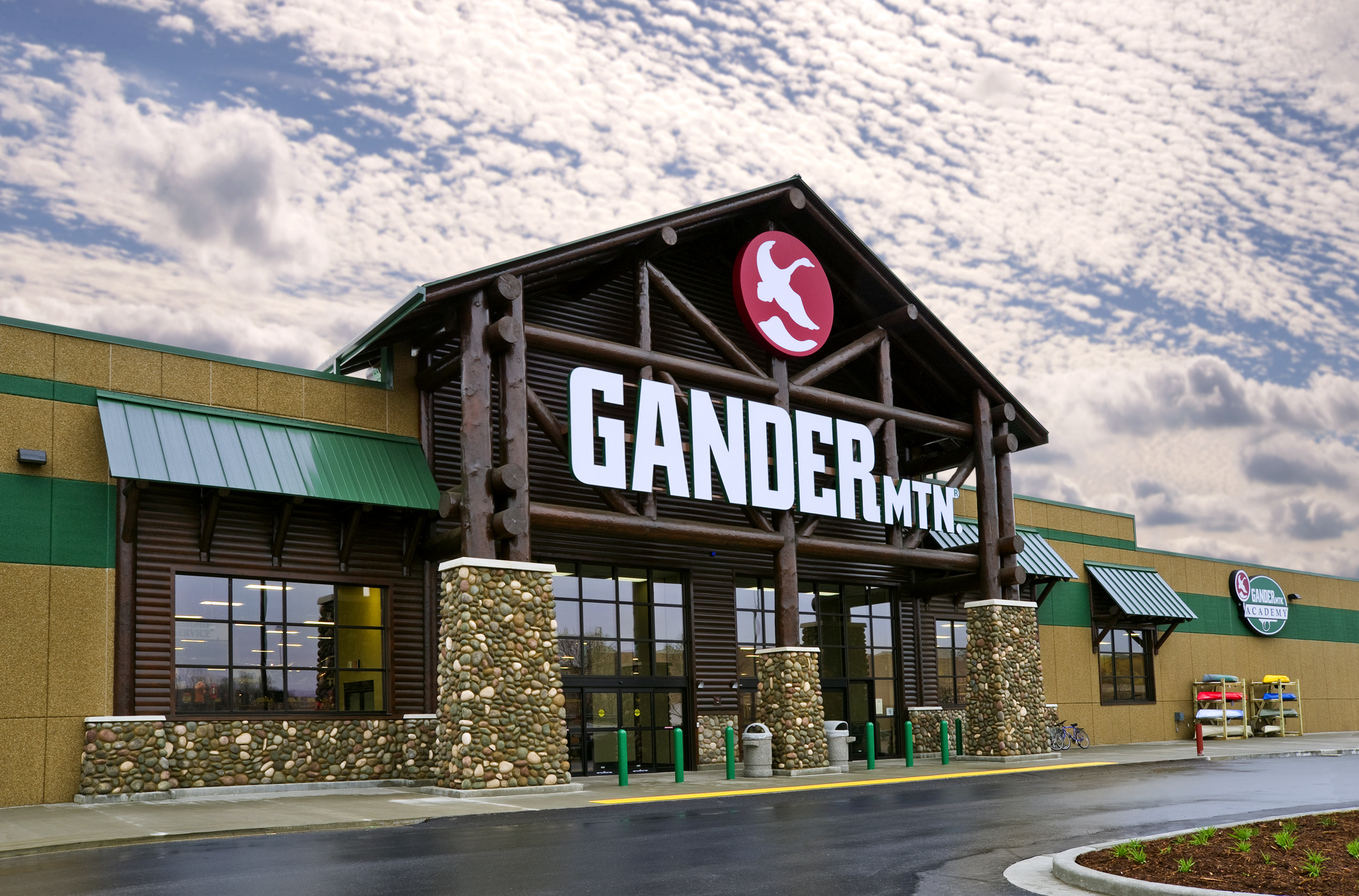 New gander mountain store coming to lafayette indiana for Gander mountain fishing