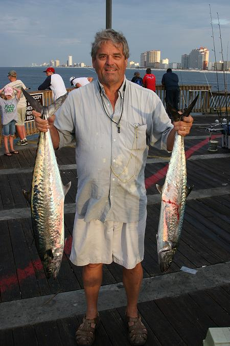 Fishing alabama 39 s gulf state park pier outdoorhub for Captain al fishing