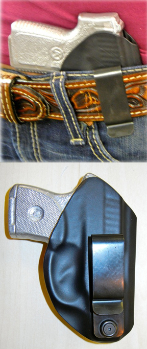 The Betty Holster - Part of the Pin Up Collection from Looper Brand