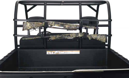 Moose Racing's Utility Division Just Released – a UTV/Side x Side Gun Rack