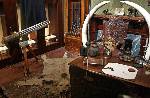 The Teddy Roosevelt Collection Opens At The Nra Outdoorhub