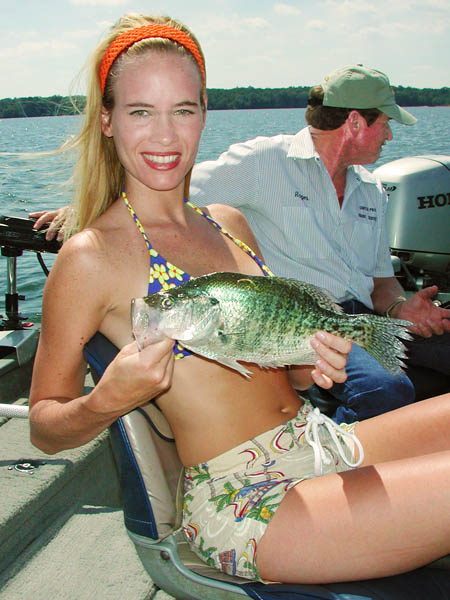 Rethink Cane Pole Fishing For Crappie Outdoorhub