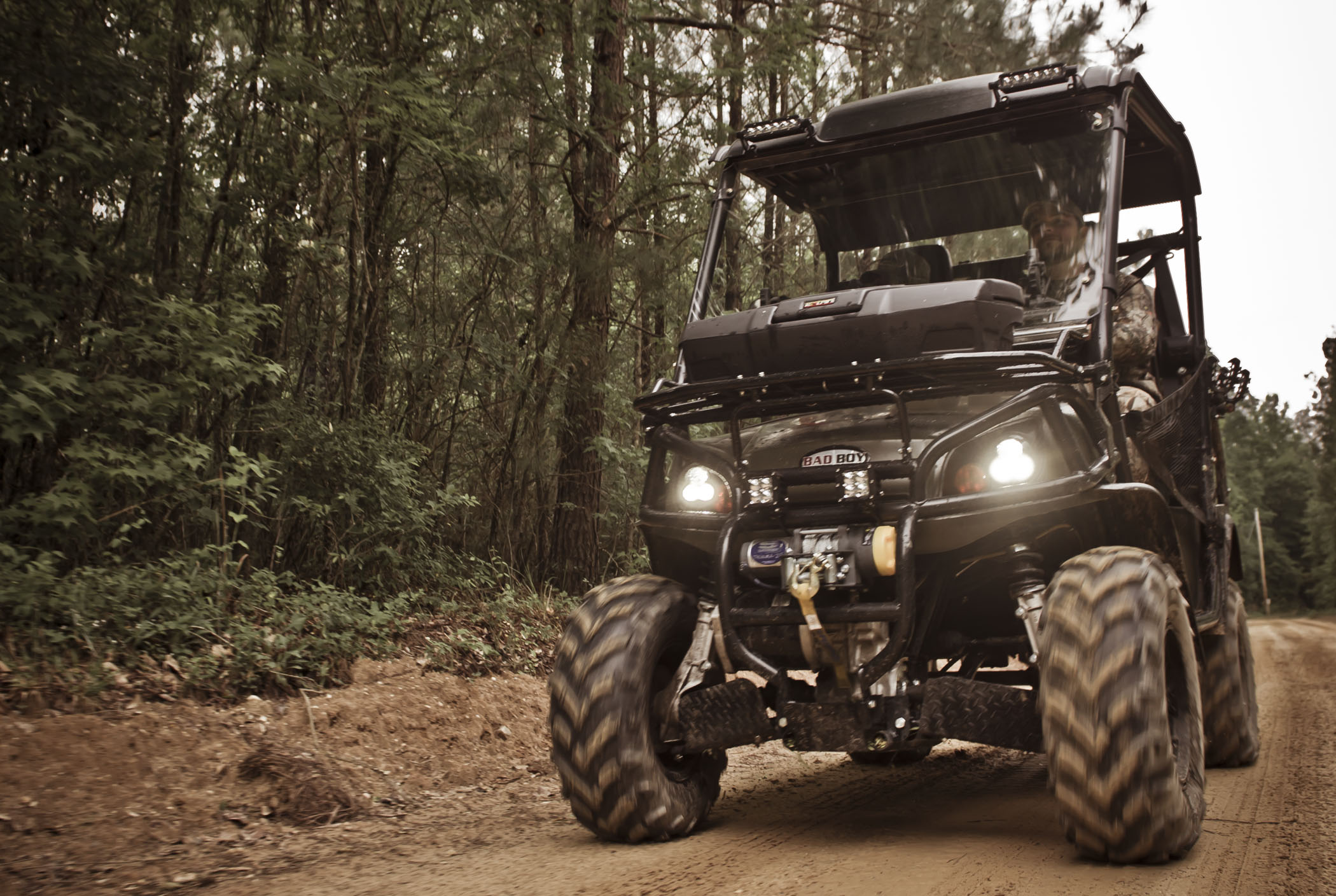 Bad Boy Buggies Introduces Recoil Recoil Is And Instinct
