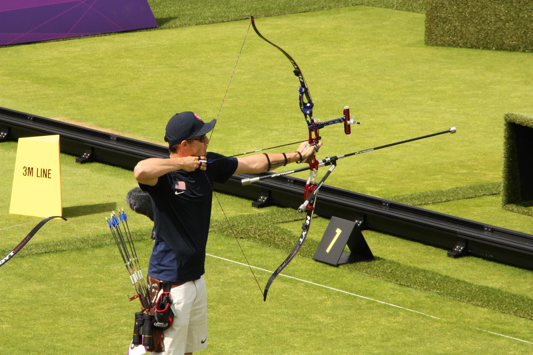olympic archery equipment