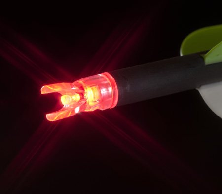 Nockturnal Lighted Nocks Now Available For Crossbow Bolts