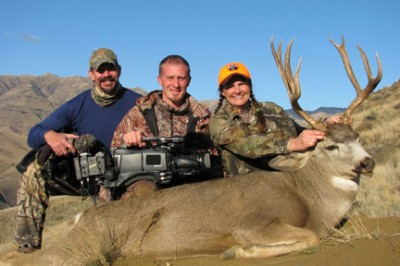Idaho Mule Deer Hunt with Rene Thorn