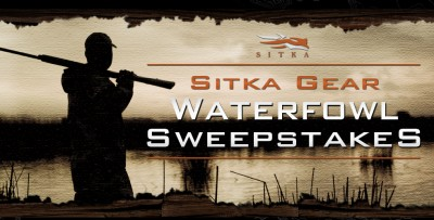 72 - Sitka Gear Waterfowl Sweepstakes