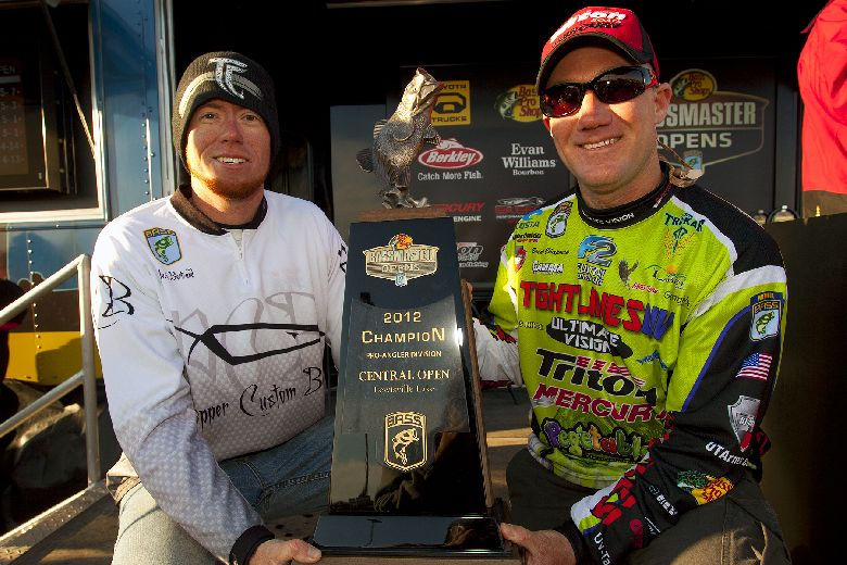 Brett Chapman, recently Crowned Toyota Tundra Bassmaster Angler of Year.