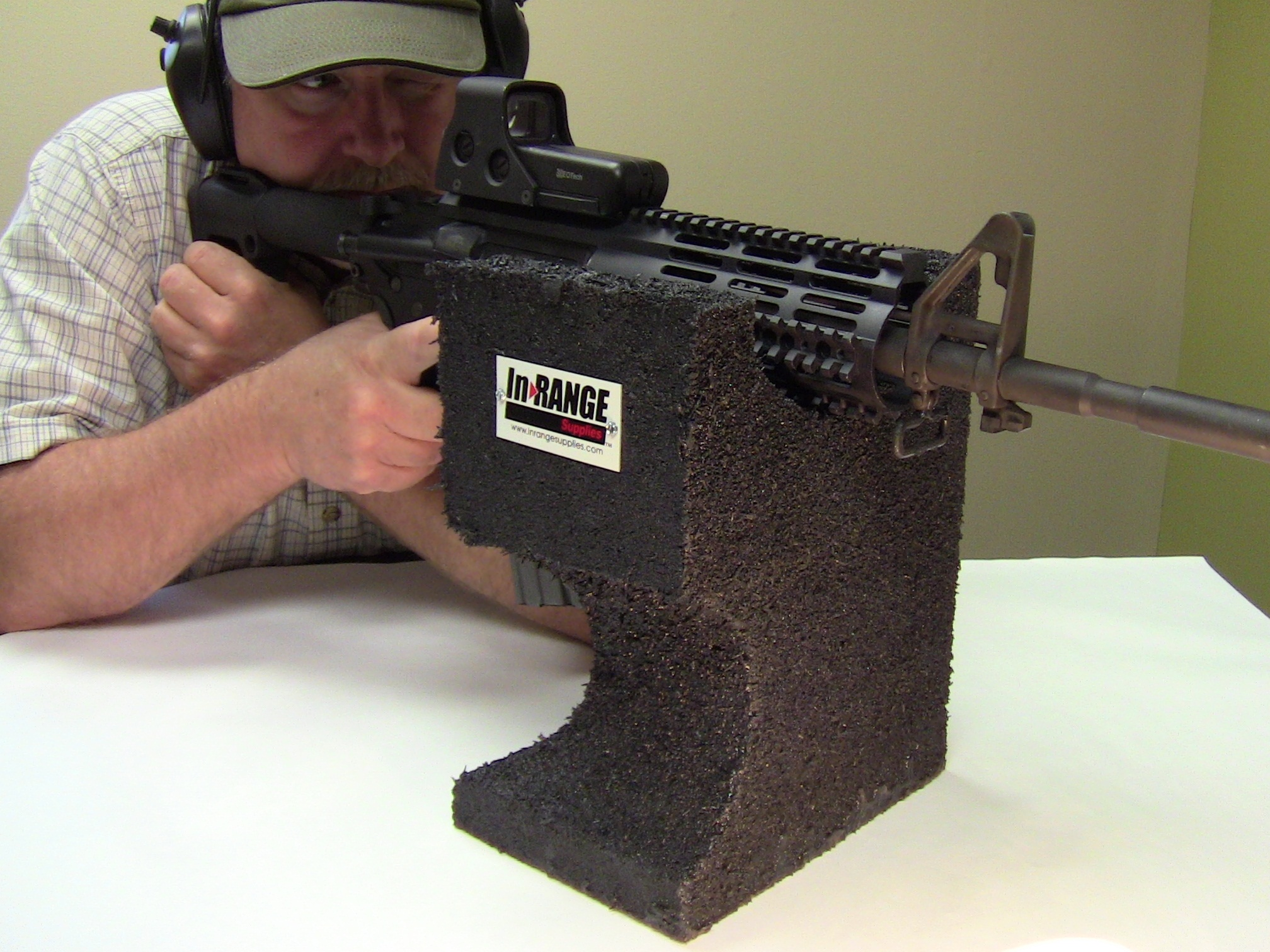 Shooting Material: In-Range Supplies Provides The Ultimate Sight-In Rifle