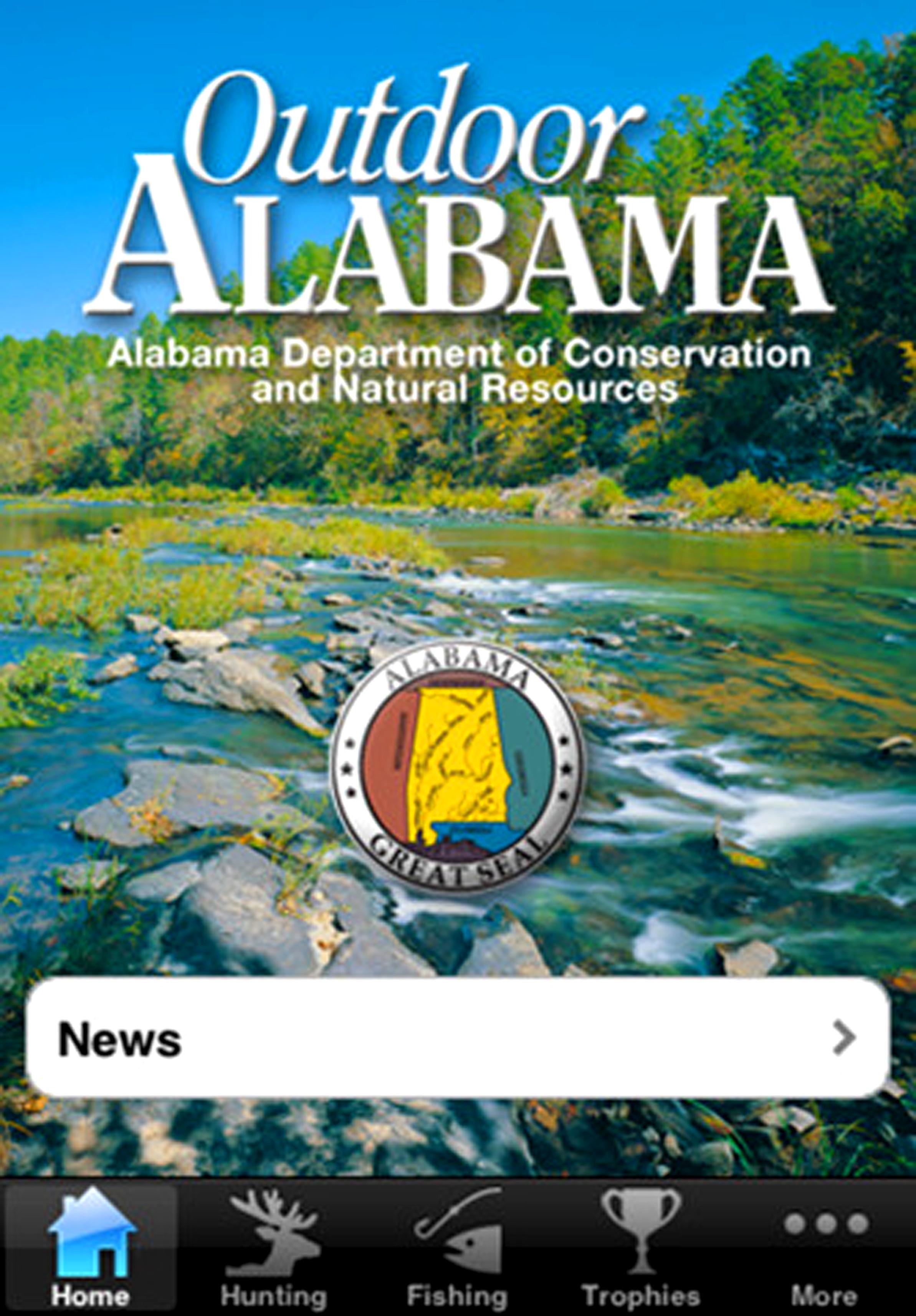 Alabama Department Of Natural Resources Fishing License