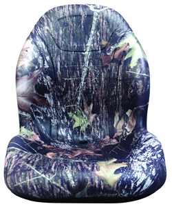 Milsco Manufacturing Introduces Mossy Oak Seats