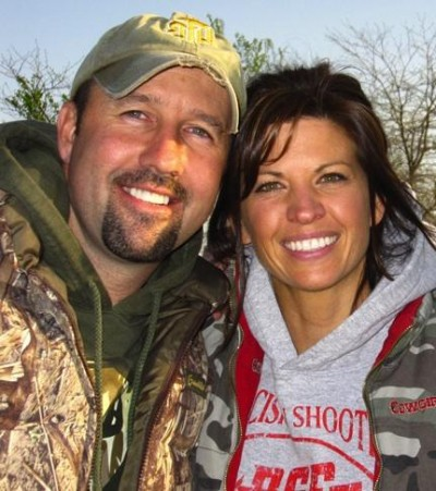 Rick and Julie Kreuter of Beyond the Hunt Television