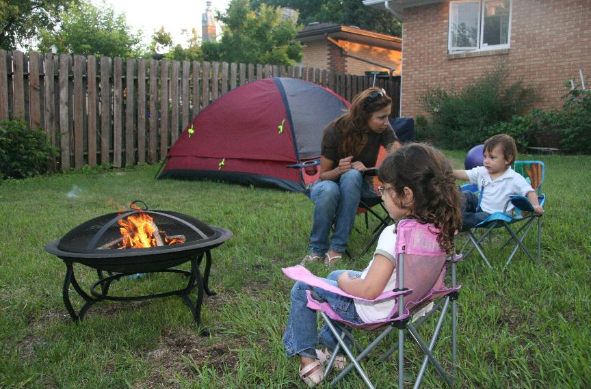 Urban Camping Checklist: Getting Outdoors, or at Least Out ...