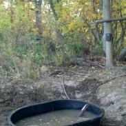 deep water hole