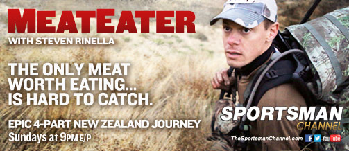 Sportsman Channel Continues Exclusive Mini-Series from MeatEater on a Journey Through New Zealand