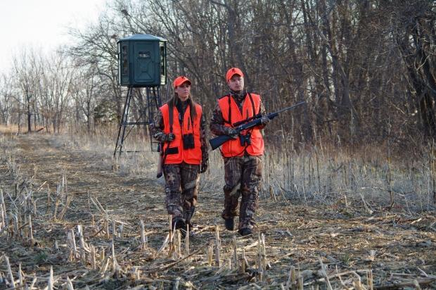 hunting pressure