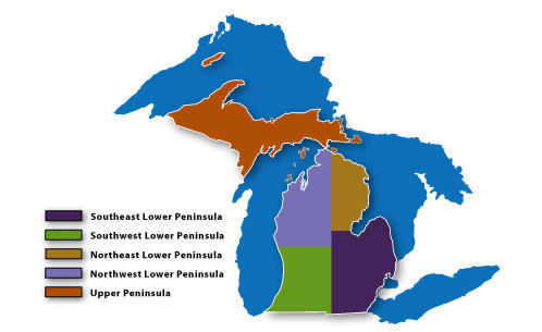 Michigan 39 s weekly fishing report for oct 18 outdoorhub for Weekly fishing report mi