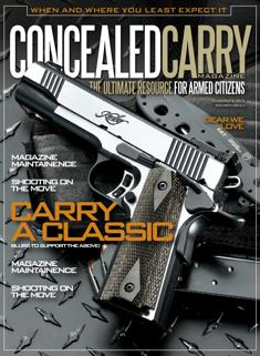 concealed carry magazine opens to advertisers outdoorhub
