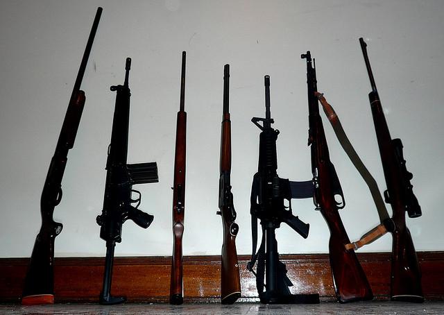 Black Friday Background Checks For Gun Purchases Set One