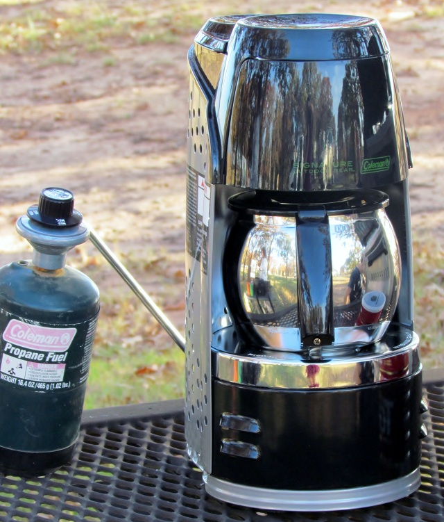Product Review Coleman 10 Cup Portable Propane
