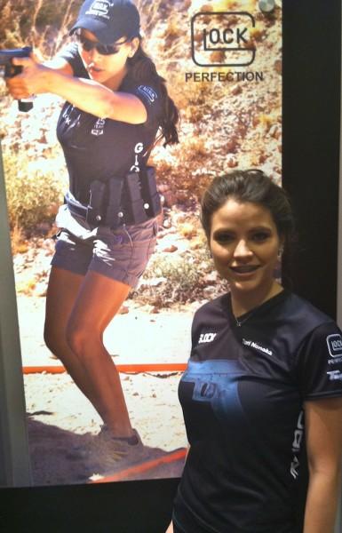 Tori Nonaka - Team Glock Professional Shooter