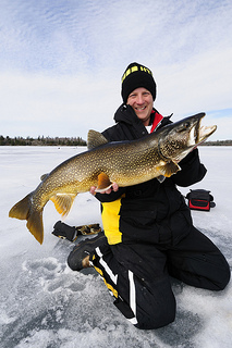 This week on outdoors radio time to think about ice for New ice fishing gadgets