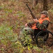 Wheelchair hunter